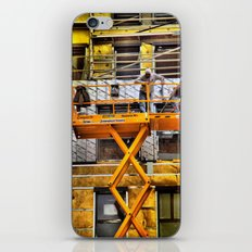 What's going on down there ? iPhone & iPod Skin