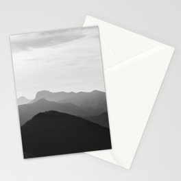 Roque nublo Stationery Cards
