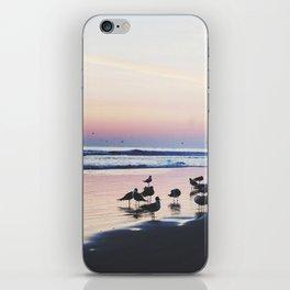 Sunrise on Daytona Beach iPhone Skin