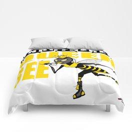 Unbothered Queen Bee Comforters