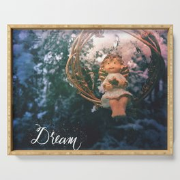 #DREAM Serving Tray