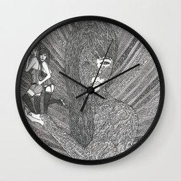 Cutie Interactive Wall Clock