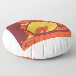 UNDO | Music to the people 12 Floor Pillow