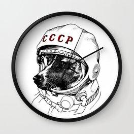 dog-not Wall Clock