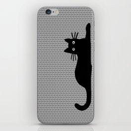 Black Cat(s) iPhone Skin