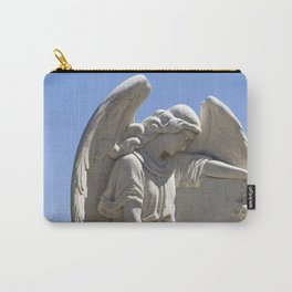 WHITE ANGEL - San Alessio Siculo - Sicily Carry-All Pouch