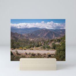 Blue Skies on Sherman Pass Mini Art Print
