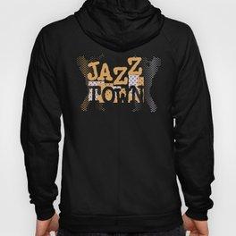 Jazz Town Modern Style Design Hoody