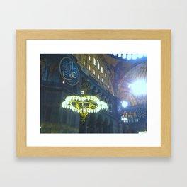 Hagia Sophia Framed Art Print