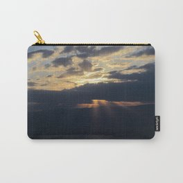 Sunrise over the Dead Sea Carry-All Pouch