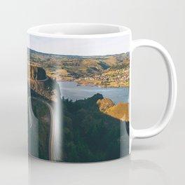 Sunset at Rowenas Crest - Mayer State Park, Oregon Coffee Mug