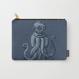 Scuba Octopus Carry-All Pouch