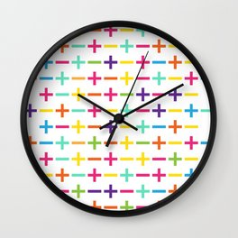 Shapes 012 Wall Clock