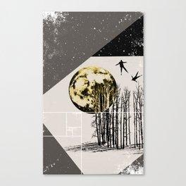 lunatics Canvas Print