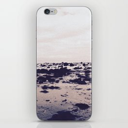 The Ocean Carries Your Voice iPhone Skin