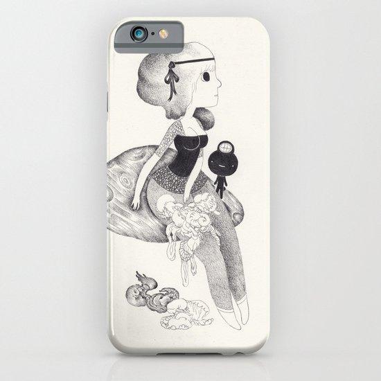 la petite maladie iPhone & iPod Case
