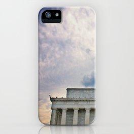 Dramatic Background iPhone Case