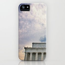 Dramatic Background iPhone Case