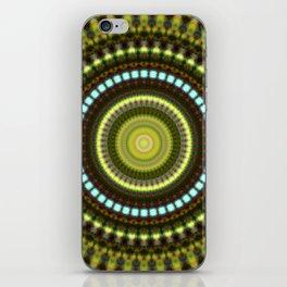 Celestial Cymatics iPhone Skin