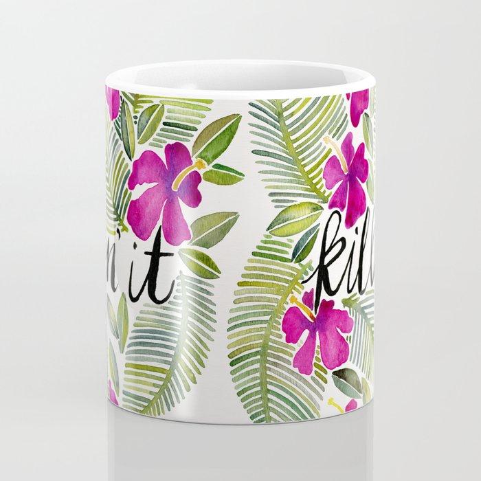 Killin' It – Tropical Pink Coffee Mug