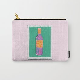 Wine Bottle Carry-All Pouch