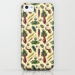 Rustic Roots iPhone Case