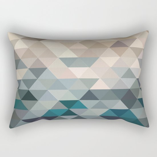 Green Is On Return Rectangular Pillow