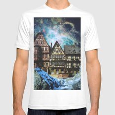 Impossible Germany White Mens Fitted Tee SMALL