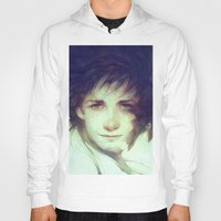 hiccup Hoodies featuring Alpha by Anna Dittmann