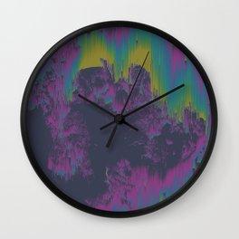 Elsewhere Wall Clock