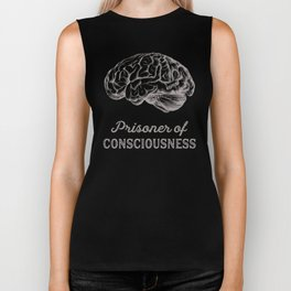 Prisoner of Consciousness II Biker Tank