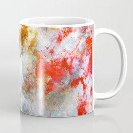 Fireside - Original Abstract Art by Vinn Wong Coffee Mug