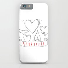 Pitter Patter iPhone 6s Slim Case