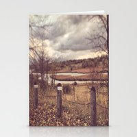 river Stationery Cards featuring River by Anthony Londer