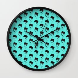 Leather Daddy Wall Clock