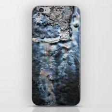 Black Rainbows iPhone & iPod Skin