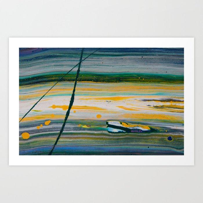 Trinity - Close-up #2 Art Print