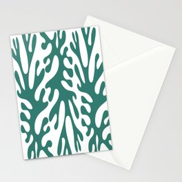Henri matisse seaweed Stationery Cards