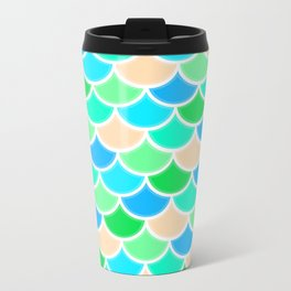 Seashore Metal Travel Mug
