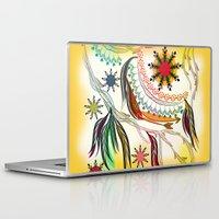 bohemian Laptop & iPad Skins featuring Bohemian  by famenxt