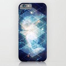 Shining Nebula - Blue iPhone 6s Slim Case