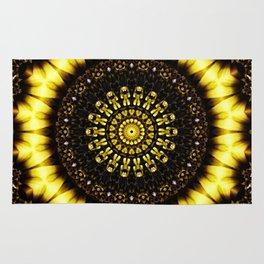 Sunflower Manipulation 2 Rug