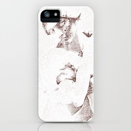 Mother & child iPhone Case