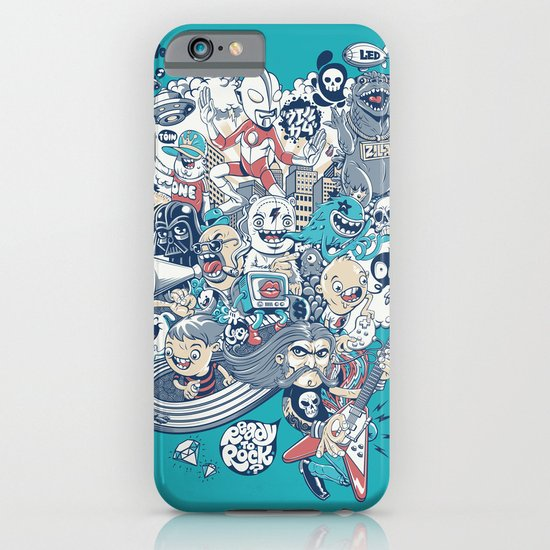 Vox Populi iPhone & iPod Case