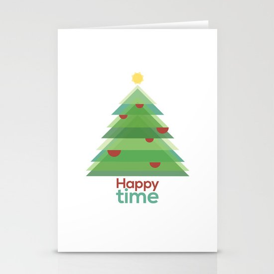 Happy time Stationery Cards