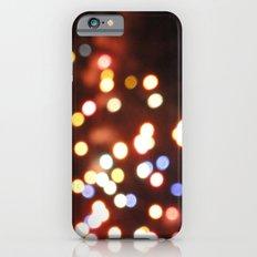 USA - Philadelphia - Lights iPhone 6s Slim Case