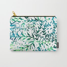 Doodles of Vines Carry-All Pouch