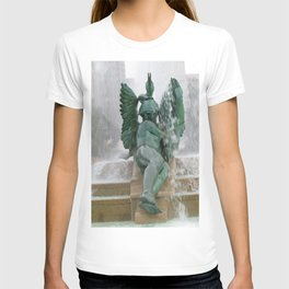 Fountain at Logan Square T-shirt