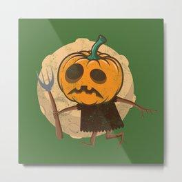 Pumpkinhead Metal Print