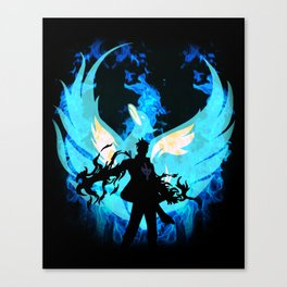 Marco the Phoenix Canvas Print